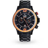 orologio cronografo uomo Strumento Marino Hurricane SM117MB/BK/NR/AR