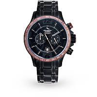 orologio cronografo uomo Strumento Marino Hurricane SM117MB/BK/NR/MR