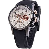 orologio cronografo uomo Strumento Marino Missouri SM131S/BK/BN/NR