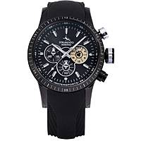 orologio cronografo uomo Strumento Marino Missouri SM131S/BK/NR/NR