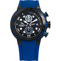 orologio cronografo uomo Strumento Marino Saint-Tropez SM130S/BK/BL/BL