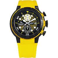 orologio cronografo uomo Strumento Marino Saint-Tropez SM130S/BK/GL/GL