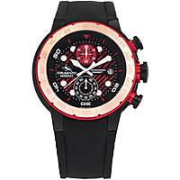 orologio cronografo uomo Strumento Marino Saint-Tropez SM130S/BK/NR/RS/NR