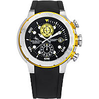 orologio cronografo uomo Strumento Marino Saint-Tropez SM130S/SS/NR/GL/NR