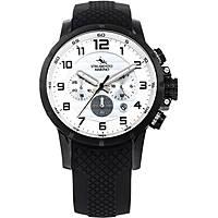 orologio cronografo uomo Strumento Marino Summertime SM125S/BK/BN/NR