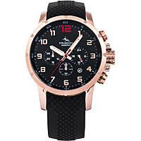 orologio cronografo uomo Strumento Marino Summertime SM125S/RG/NR/NR