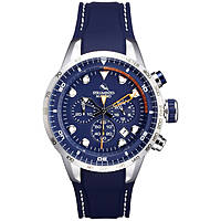 orologio cronografo uomo Strumento Marino Warrior SM109S/SS/BL/AR/BL