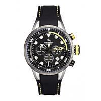orologio cronografo uomo Strumento Marino Warrior SM109S/SS/NR/GL/NR