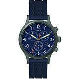 orologio cronografo uomo Timex Allied Pu TW2R60300