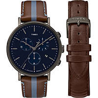 orologio cronografo uomo Timex Fairfield Box Set TWG016800