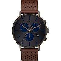 orologio cronografo uomo Timex Fairfield Supernova TW2R80000