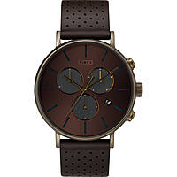 orologio cronografo uomo Timex Fairfield Supernova TW2R80100
