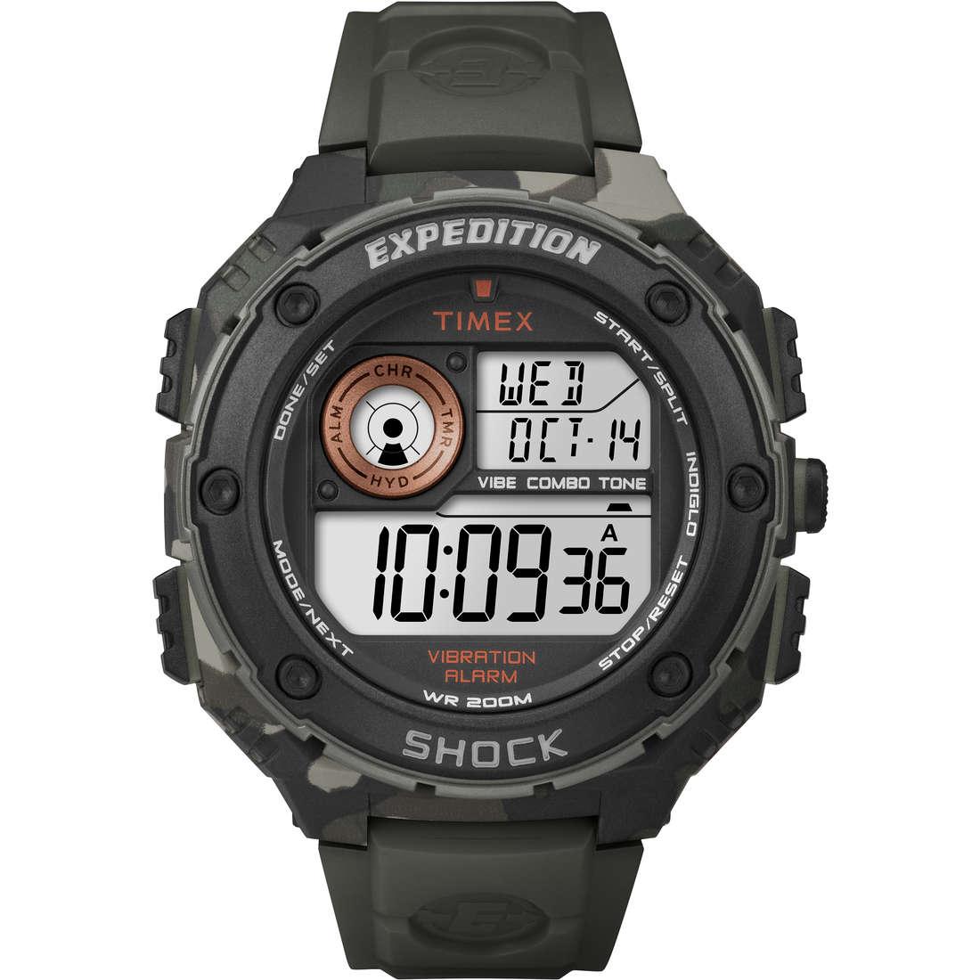 orologio cronografo uomo Timex Vibe Shock T49981