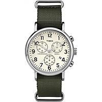 orologio cronografo uomo Timex Weekender TW2P71400