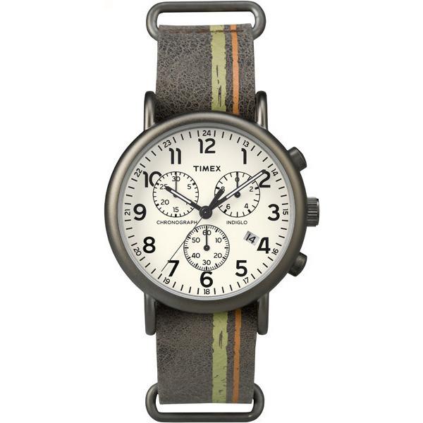 orologio cronografo uomo Timex Weekender TW2P78000