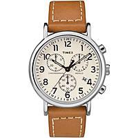 orologio cronografo uomo Timex Weekender TW2R42700