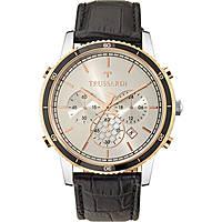orologio cronografo uomo Trussardi Heritage R2471617003