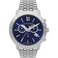 orologio cronografo uomo Trussardi Nestor R2473607002