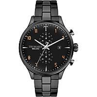 orologio cronografo uomo Trussardi T-Complicity R2473630001