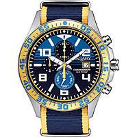 orologio cronografo uomo Vagary By Citizen Aqua 39 IA9-217-70