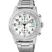 orologio cronografo uomo Vagary By Citizen Explore IA9-411-11