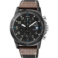 orologio cronografo uomo Vagary By Citizen Explore IA9-446-50