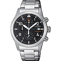 orologio cronografo uomo Vagary By Citizen Flyboy IA9-811-51