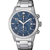 orologio cronografo uomo Vagary By Citizen Flyboy IA9-811-71