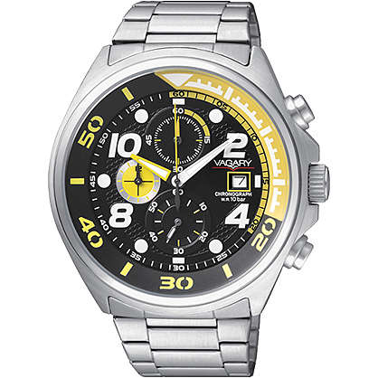 orologio cronografo uomo Vagary By Citizen IA8-814-51