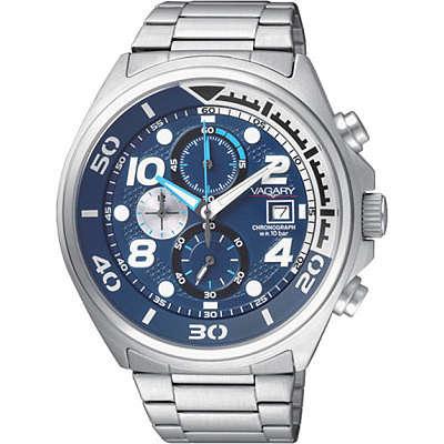orologio cronografo uomo Vagary By Citizen IA8-814-71