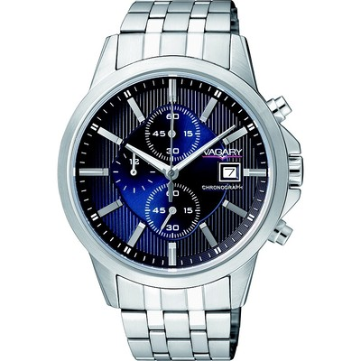 orologio cronografo uomo Vagary By Citizen IA9-110-71