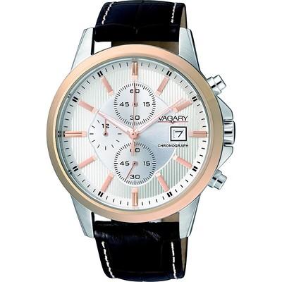 orologio cronografo uomo Vagary By Citizen IA9-136-10
