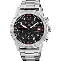 orologio cronografo uomo Vagary By Citizen IA9-411-51