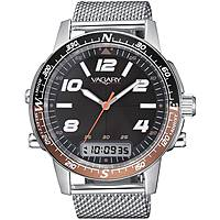 orologio cronografo uomo Vagary By Citizen IP3-017-51