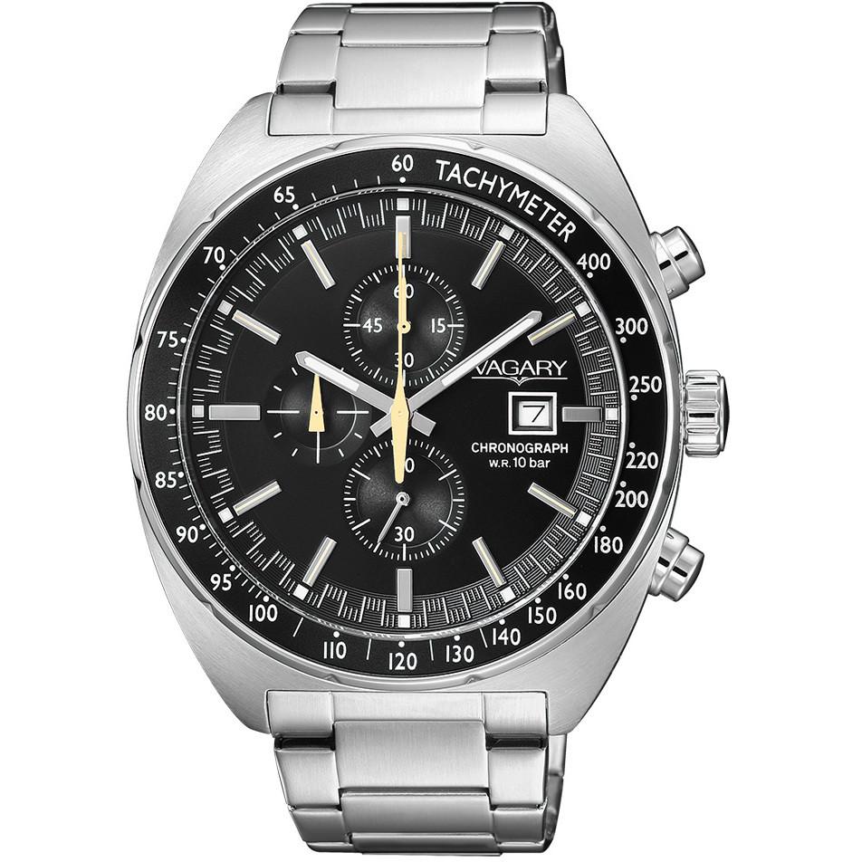orologio cronografo uomo Vagary By Citizen Rockwell IA9-314-51