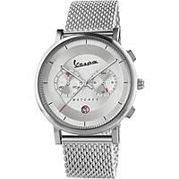 orologio cronografo uomo Vespa Watches Classy VA-CL03-SS-01SL-CM