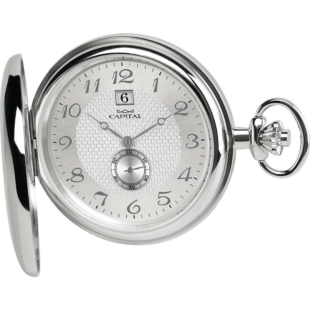 orologio da tasca unisex Capital TX111 LO