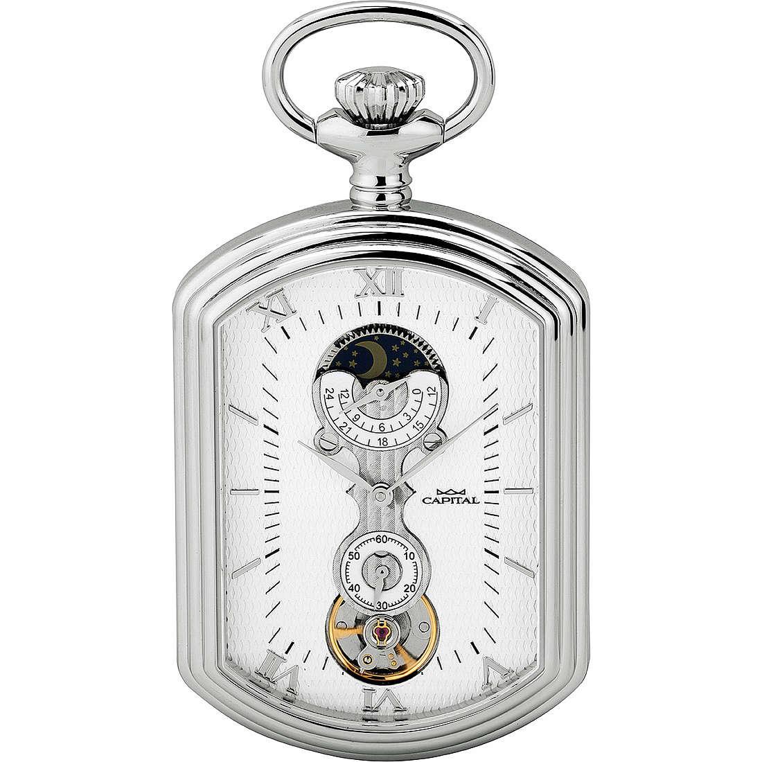 orologio da tasca uomo Capital TC151 CA