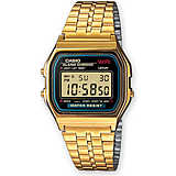 orologio digitale donna Casio CASIO COLLECTION A159WGEA-1EF