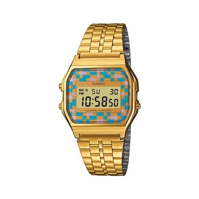 orologio digitale donna Casio CASIO COLLECTION A159WGEA-4AEF