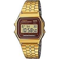 orologio digitale donna Casio CASIO COLLECTION A159WGEA-5EF