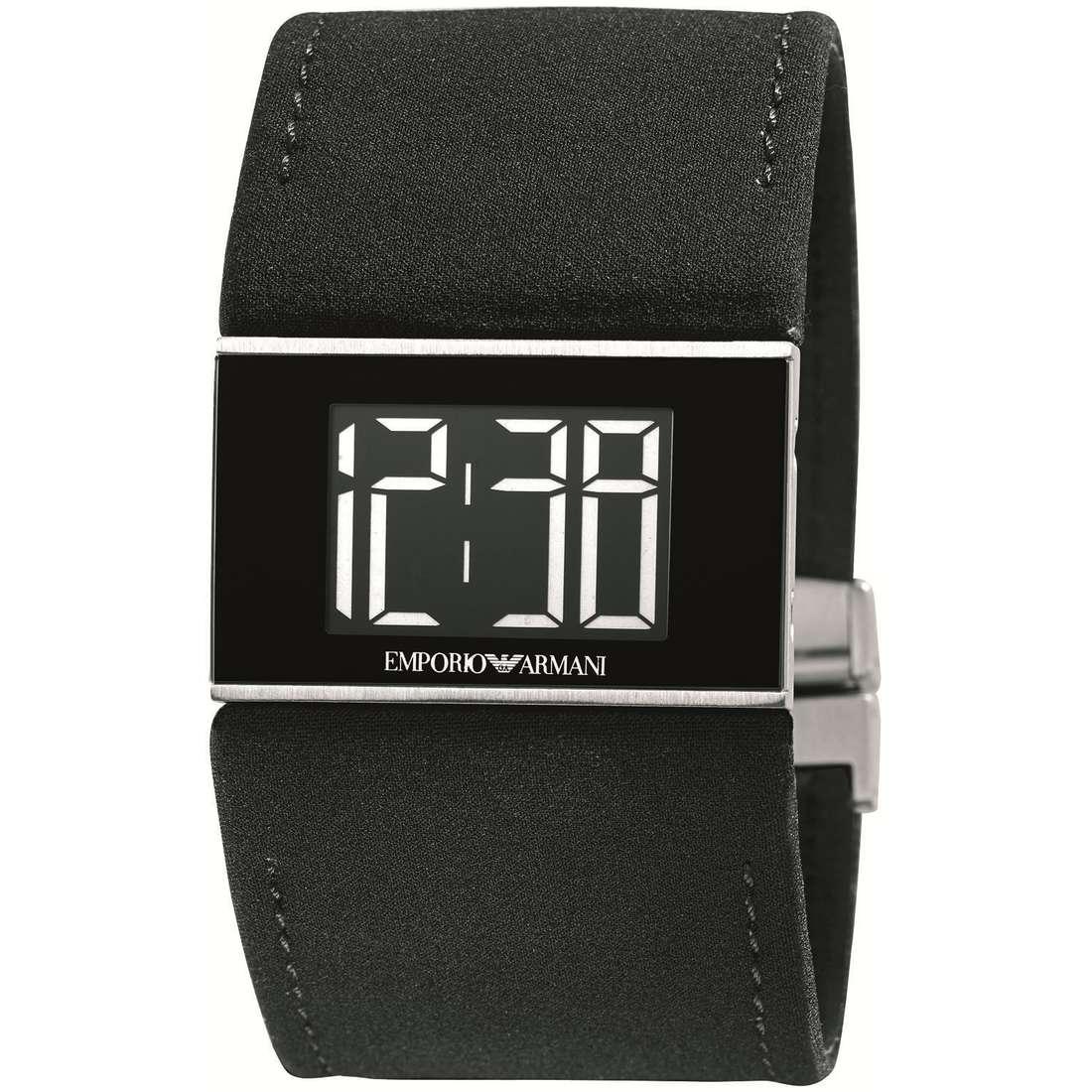 orologio digitale donna Emporio Armani AR0753