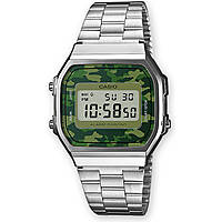orologio digitale unisex Casio CASIO COLLECTION A168WEC-3EF