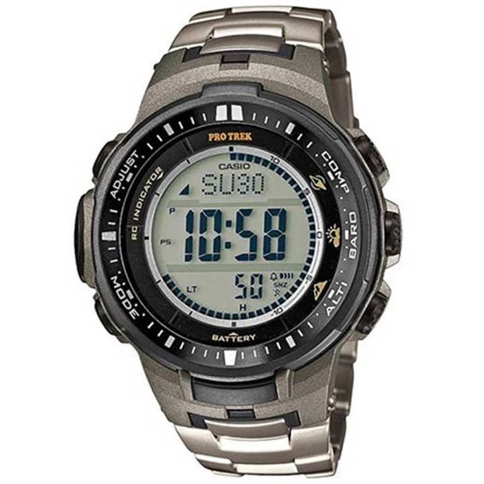 orologio digitale unisex Casio PRO-TREK PRW-3000T-7ER