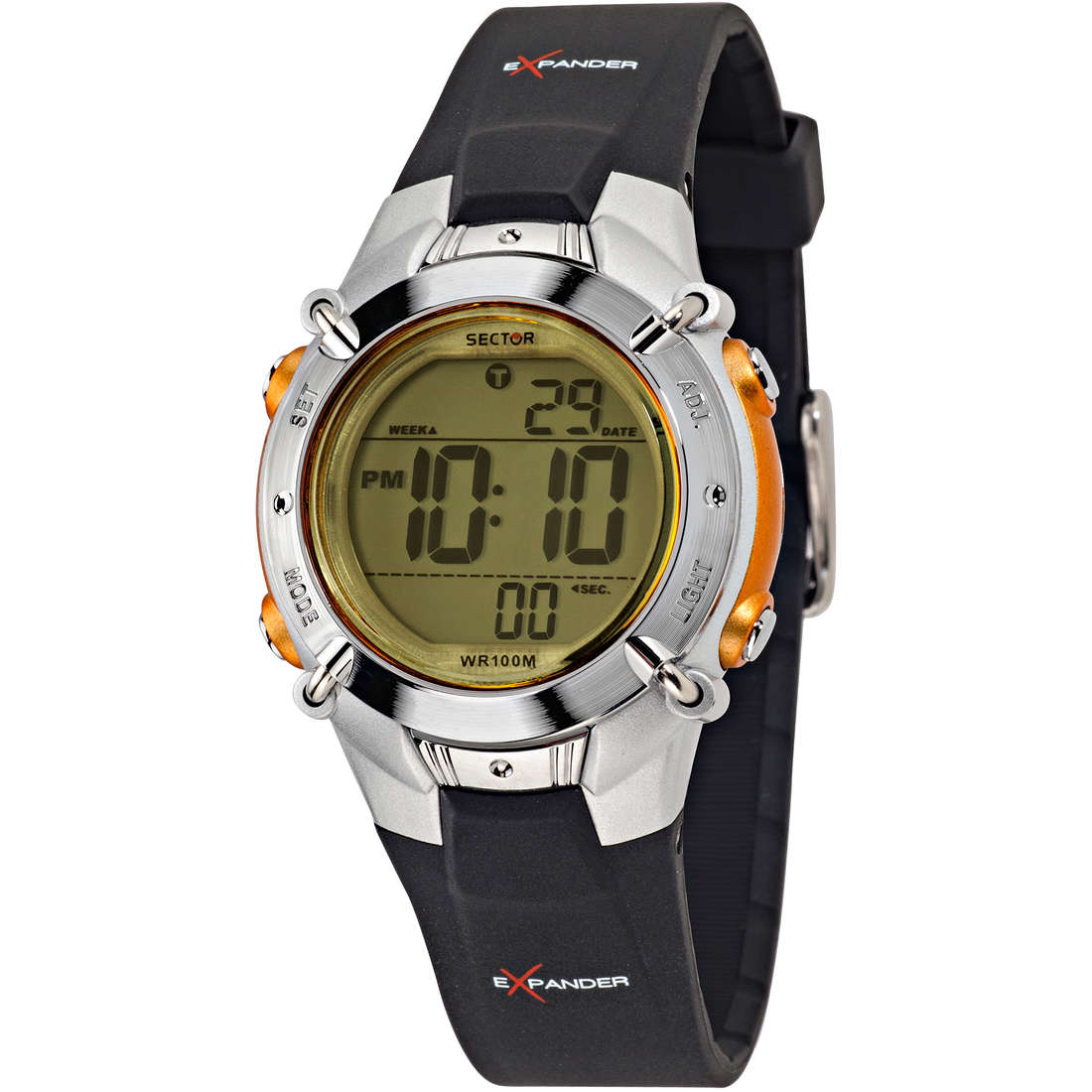 orologio digitale unisex Sector R3251592501