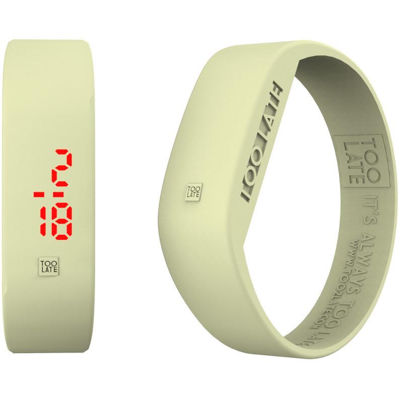 orologio digitale unisex Too late Led Aurora 8052145225130