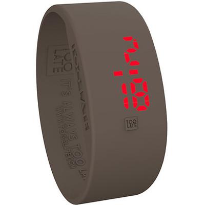 orologio digitale unisex Too late Led Big Brother 8052145225345