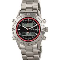 orologio digitale uomo Breil Digital Way EW0395