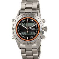 orologio digitale uomo Breil Digital Way EW0396