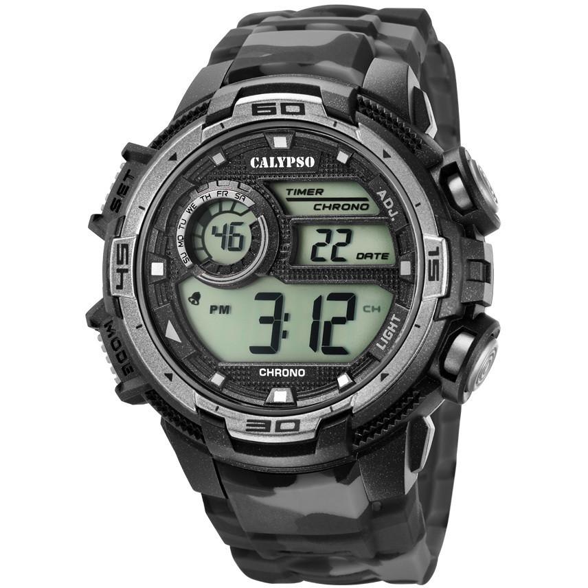 selezione migliore c233d 9027b orologio digitale uomo Calypso Digital For Man K5723/3